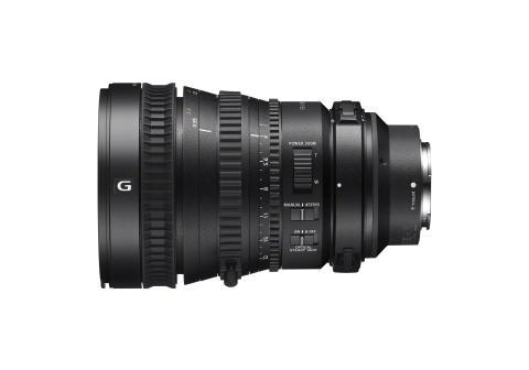 Sony lance le premier objectif plein format 35mm au monde avec zoom motorisé