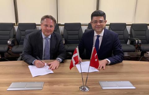 Danske erfaringer skal hjælpe Tyrkiet med udbygning af offshore vind
