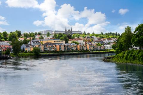 Trøndelag har styrt unna veksten i betalingsproblemer
