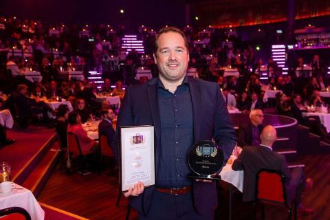 Danish Travel Awards 2019 bedste Biludlejningsselskab