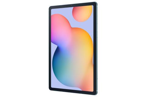 Galaxy Tab S6 Lite_R-Perspective_Blue