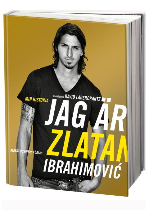 Stadsbiblioteket i Malmö: Jag är Zlatan Ibrahimovic
