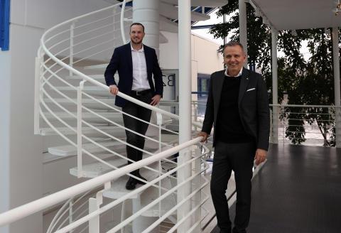Atle Rønningen og Kim Henriksen bilde 2