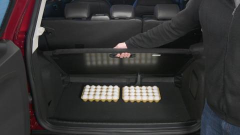 Ford EcoSport bikubestruktur
