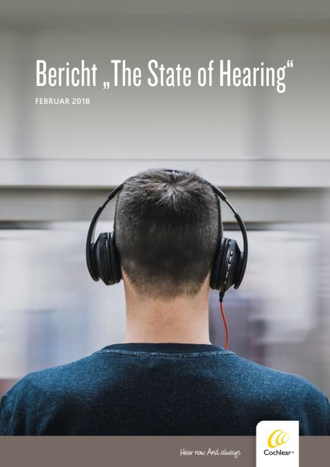 The State of Hearing - Bericht 2018