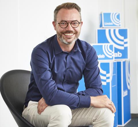 Ny direktør hos Lindab skal fortsætte digital og bæredygtig udvikling