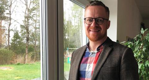 Johannes Hellsing är ny arbetschef i region Väst för Wästbygg. Det blir en del jobb från hemmakontoret men lagandan är god inom bolaget, säger han.