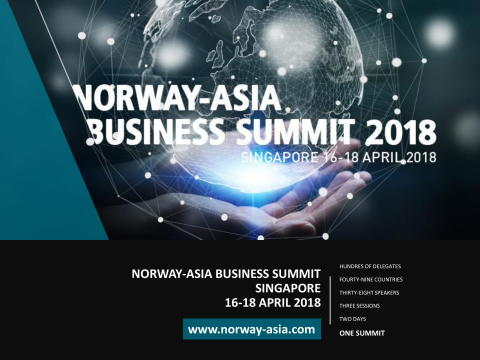 """NABS 2018: DIGITALNORWAY: """"Digital Technology Will Change the Way We Do Business"""""""