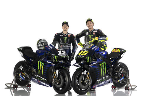 Introducing Yamaha's Factory and Supported Teams and Riders for 2020