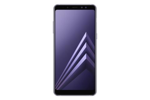 Samsung Galaxy A8 – Orchid Gray