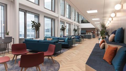 Visma Solutions täysin uusiin tiloihin Helsingissä ja Lappeenrannassa