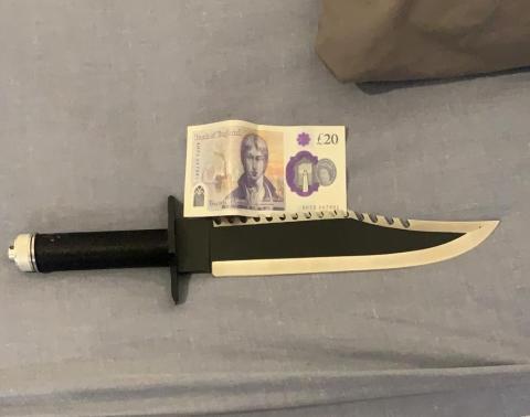 W88 - knife