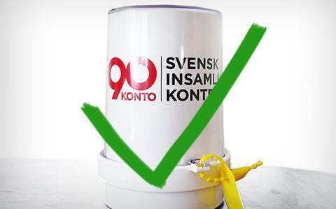 Linköpings Moskéstiftesle har beviljats 90-konto