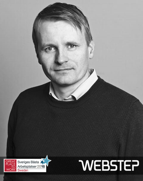Webstep proudly presents Ragnar Ingimundarson, the latest tech savvy to join our ranks
