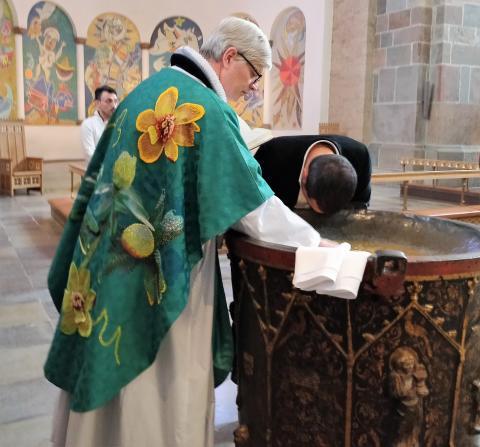 Kristendomskursus for asylsøgere i Ribe er en stor succes