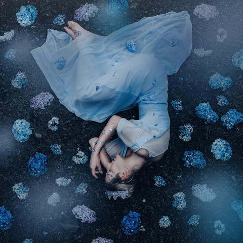 © Ellie Victoria Gale, UK, Etnry, Open, Enhanced, 2017 Sony World Photography Awards