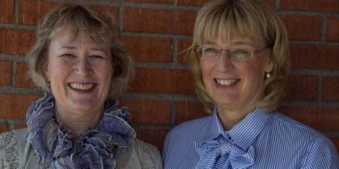 Ewa Kristensson och Marie Lundin Karphammar från Simrishamns kommun föreläser på SETT SYD om  Barnkonsekvensanalys - ett sätt att säkra barnens rätt