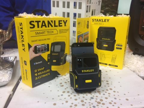 STANLEY's Smart Measure Pro Featured on The Money Pit's Holiday Media Tour