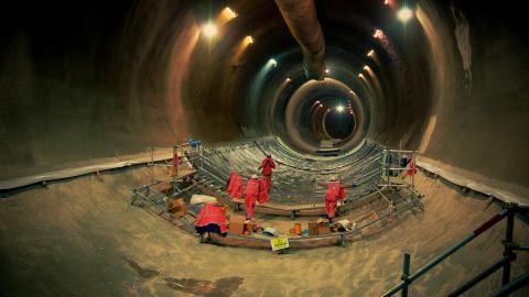 Bygger splitter ny t-bane uten å påvirke storbyen