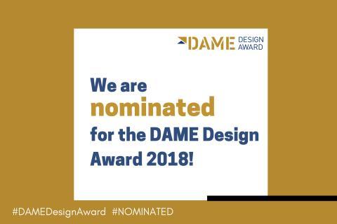 Digital Yacht obtiene una doble nominación para el premio DAME de METS.