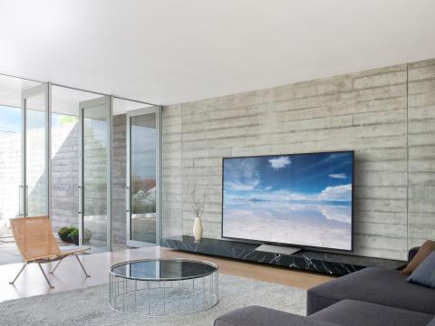 Sony introduceert nieuwe BRAVIA 4K HDR Tv's in de Benelux