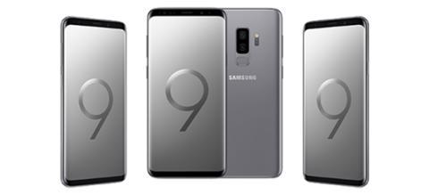 Samsung Galaxy S9+ Titanium Gray (256GB)
