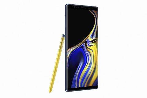 Nu finns kraftfulla Samsung Galaxy Note9 i butik