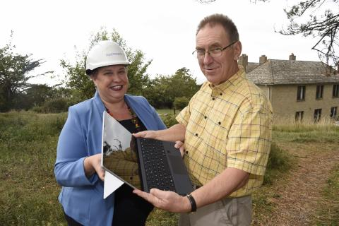 Coast Road broadband to go from slow lane to ultrafast