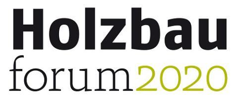 Logo Holzbauforum 2020