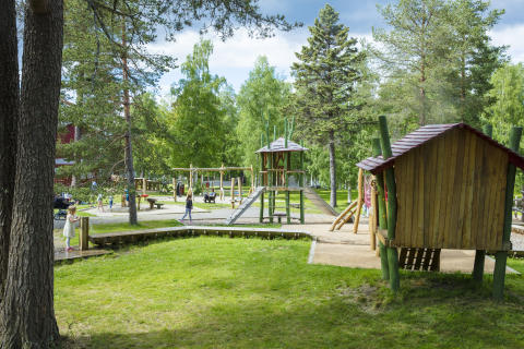 Sommarkul på Umeå Energicentrum