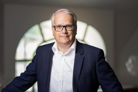 Magnus Ohlsson är ny vd i byggmaterialföretaget Cementa