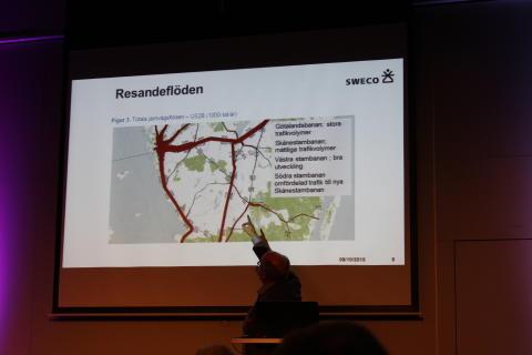 Götalandsbanan positivt för Jönköping