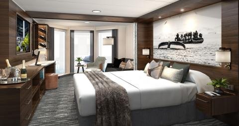 ​Extreme makeover for Hurtigruten favorite: MS Richard With to emerge as brand new