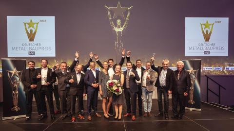 Deutscher Metallbaupreis 2019 und Feinwerkmechanikpreis 2019
