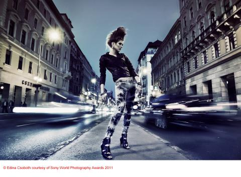 Copyright Edina Csoboth courtesy of Sony World Photography Awards 2011