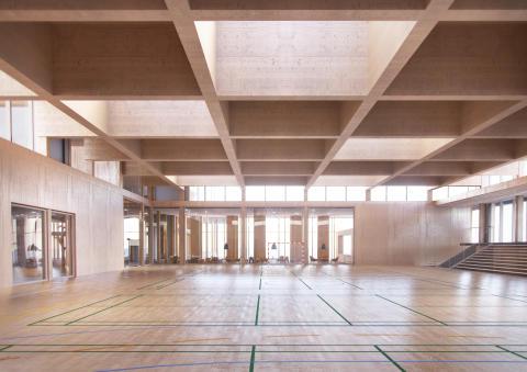 Overlund Skole - Hallen