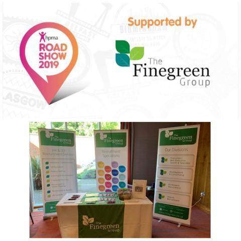Finegreen at HPMA North East Roadshow!