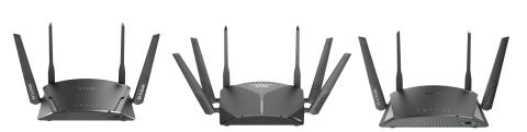 D‑Link announces the availability of Smart Mesh Wi‑Fi Routers series