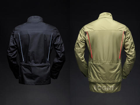 BOGNER x OSRAM - Innovative jackets for a stylish appearance in the dark