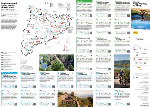 2019 - Mountain Biking Routes