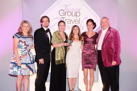 Fred. Olsen Cruise Lines is 'Best Cruise Line Operator for Groups' in the '2016 Group Travel Awards', for a record sixth consecutive year!