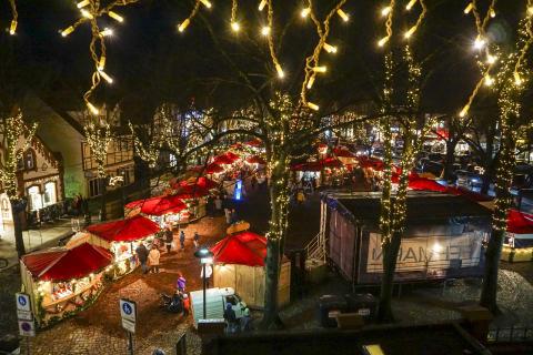 Burger Weihnachtsmarkt