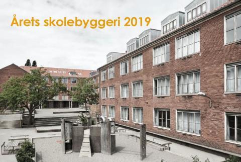 Årets skolebyggeri 2019