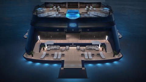 Ritz-Carlton Yacht Collections first ship will be named Evrima