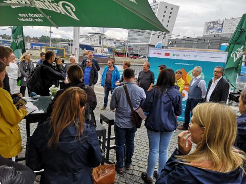 """Liveübertragung des Kieler Sommertheaters """"AIDA"""" - erstmals an neun Standorten"""