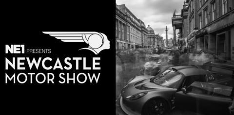 NE1 Newcastle Motor Show - 9 & 10 July