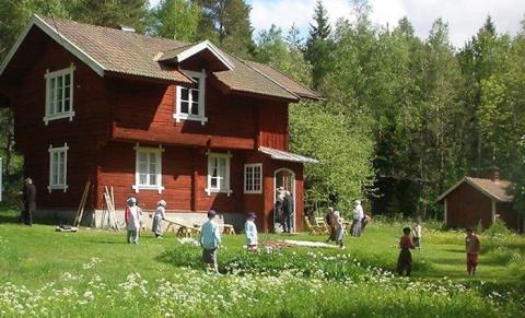 Sommarens program i Munkhyttans skolmuseum