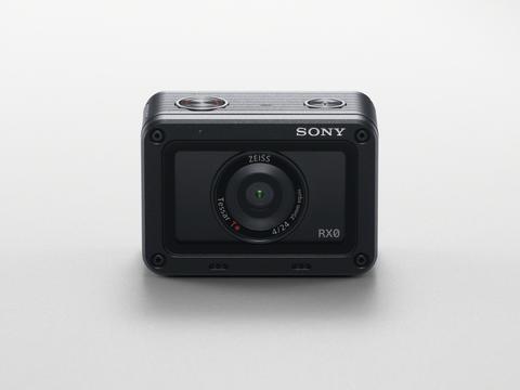 Sony lanserar RX0 – en kompakt, robust och vattentät kamera