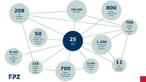 FPZ in Zahlen