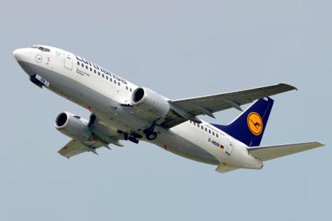 6. 737-300 Fireliner